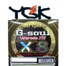 YGK G-SOUL UPGRADE x8 200m